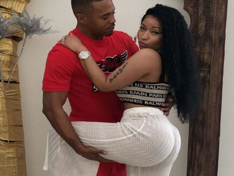 Nicki Minaj, Kenneth Petty make their relationship official with these cosy pictures