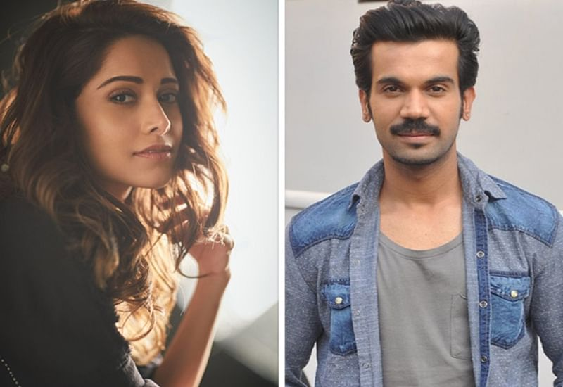 Nushrat Bharucha takes North Indian dialect lesson from her Turram Khan co-star Rajkummar Rao