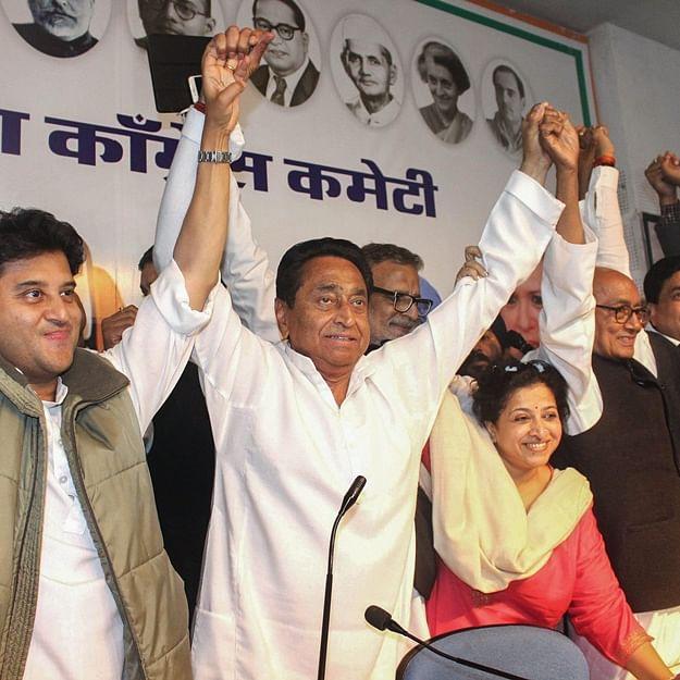 Madhya Pradesh Assembly: Scindia down with 'Swine flu' claims Digvijaya; others claim he is meeting PM Modi, Shah