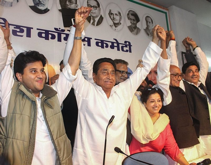 Facts About Kamal Nath — Chief Minister-elect Of Madhya Pradesh