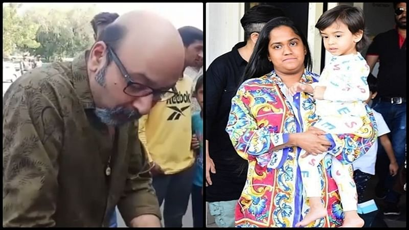 Priyanka-Nick Wedding: Salman Khan's sister Arpita, Mickey Contractor and others join grand wedding in Jodhpur