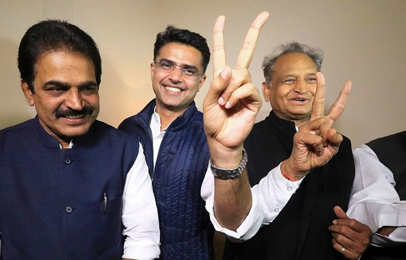 Congress declares new Rajasthan executive, Pilot loyalists accommodated