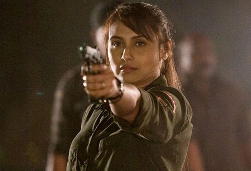 Rani Mukerji returns as Shivani Shivaji Roy in 'Mardaani 2'