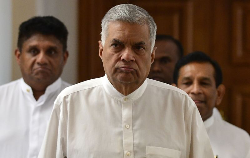 Sri Lanka crisis: Mahinda Rajapaksa resigns, Maithripala Sirisena to take oath as PM tomorrow