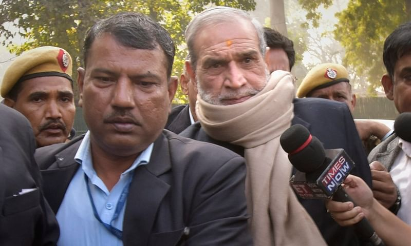 1984 anti-Sikh riots: Justice Sanjiv Khanna recuses from hearing Sajjan Kumar's appeal against conviction