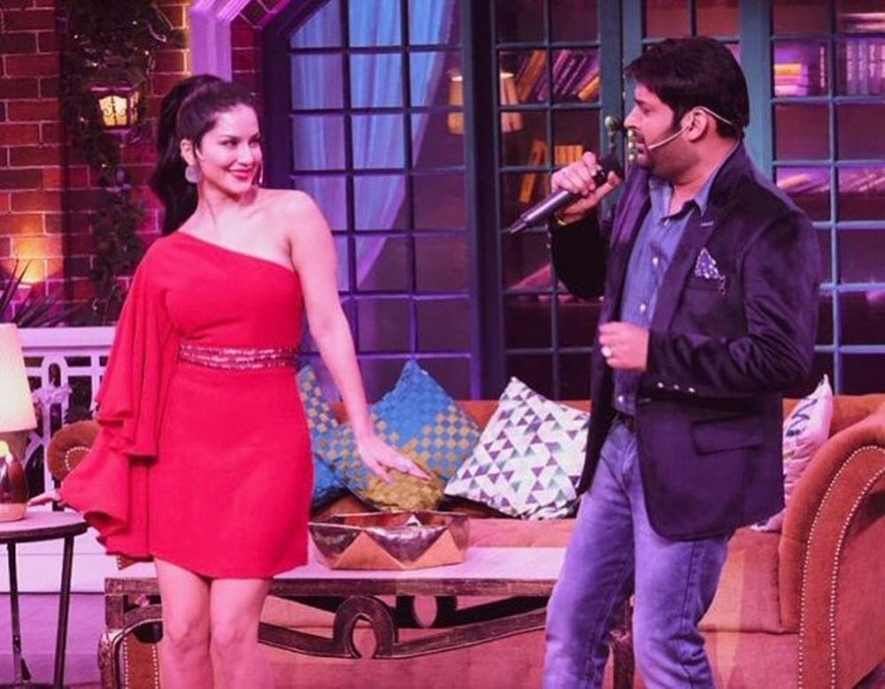 Sunny Leone dances her heart out on 'The Kapil Sharma Show'