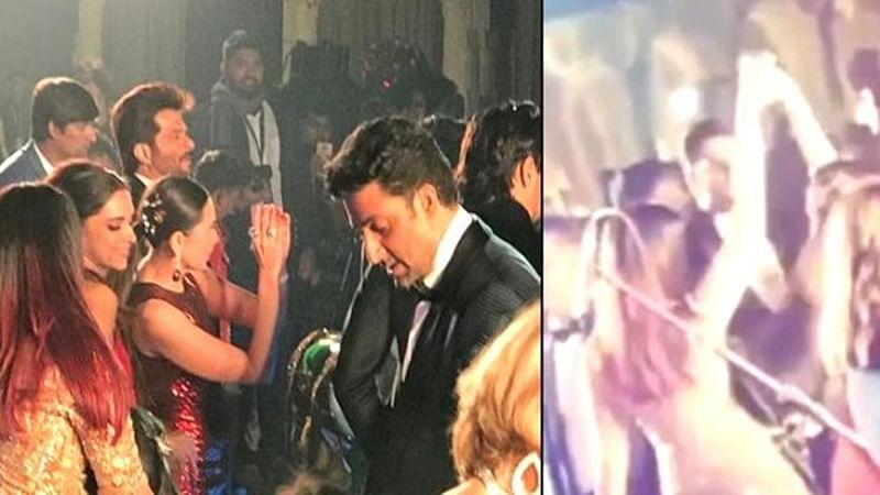 Surprising! Aishwarya Rai Bachchan-Karisma Kapoor dance together at Isha-Anand wedding celebration