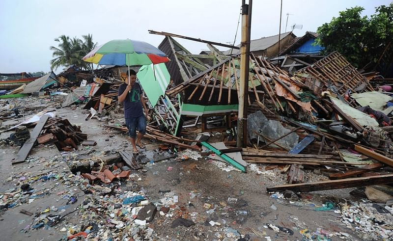 Indonesia Tsunami: Authorities trim death toll, hikes injury tally