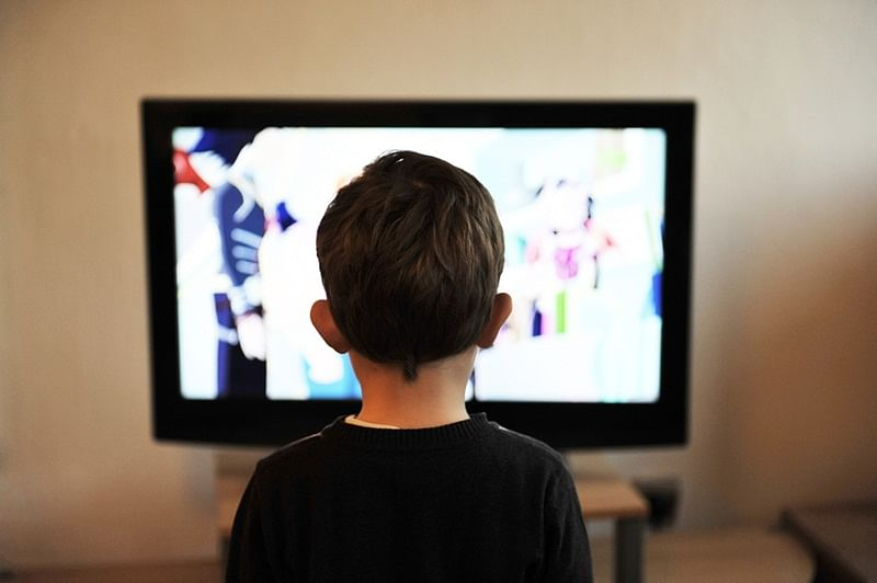 Kids spending more time in front of TV than on smart devices: Study