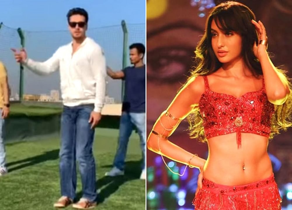 Tiger Shroff's dance on Nora Fatehi's 'Dilbar'is something you need to watch ASAP