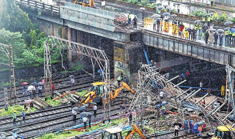 Mumbai: Western Railway to open entire Gokhale bridge by March 2019