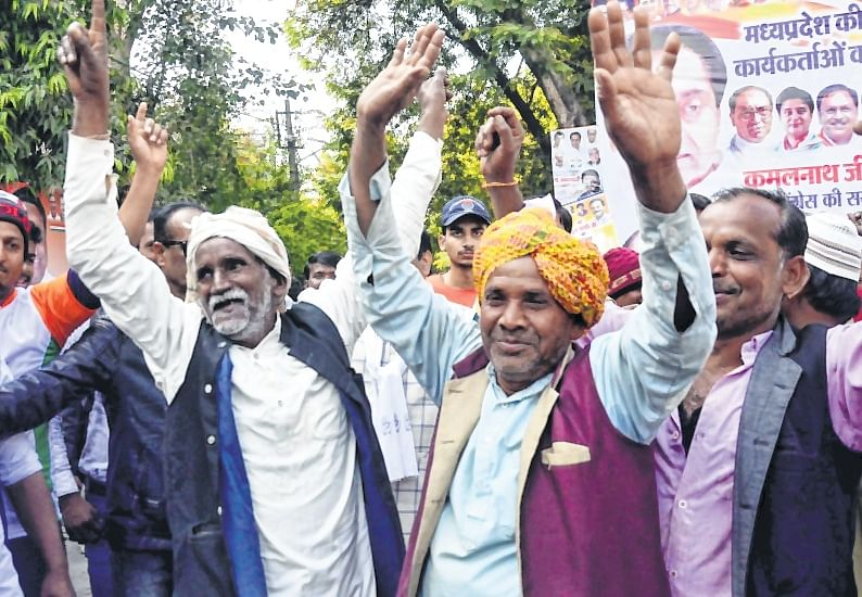 Bhopal: Beneficiaries play Dandiya, hail landmark decision