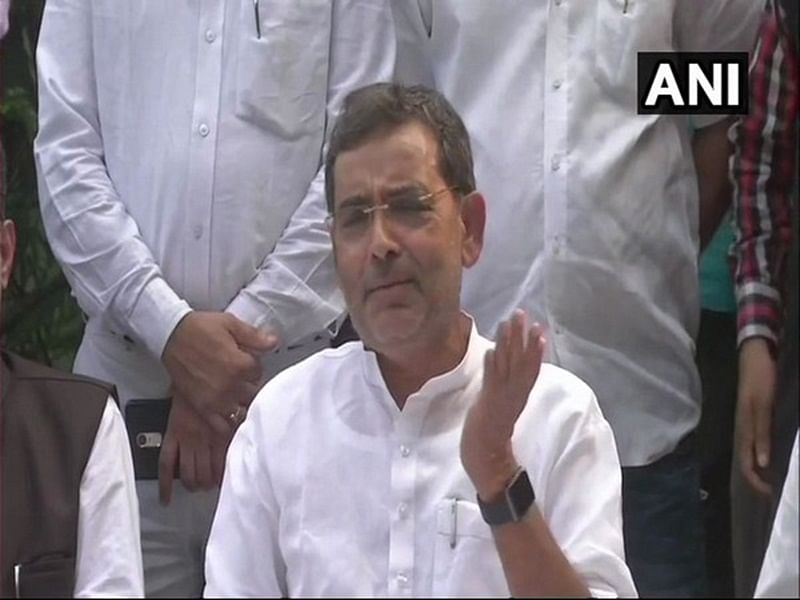 RLSP Chief Upendra Kushwaha resigns as Union Minister: Sources
