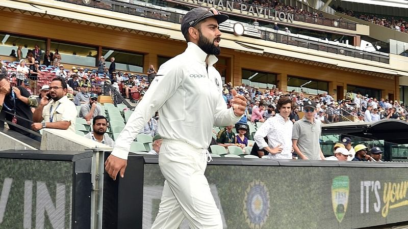 Virat Kohli suffers thumb injury, says not of serious concern, should be fine for 1st Test