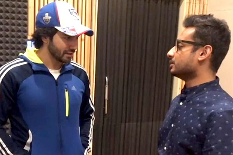 WTF is going on? Arjun Kapoor asks Varun Dhawan; find out why