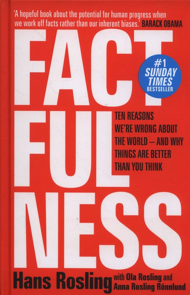 Factfulness by Hans Rosling: Review