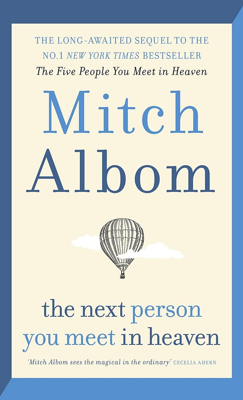 The next person you meet in heaven: Review