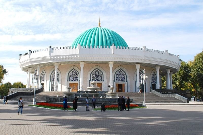 Tashkent! The hottest new destination for intrepid Indian travellers