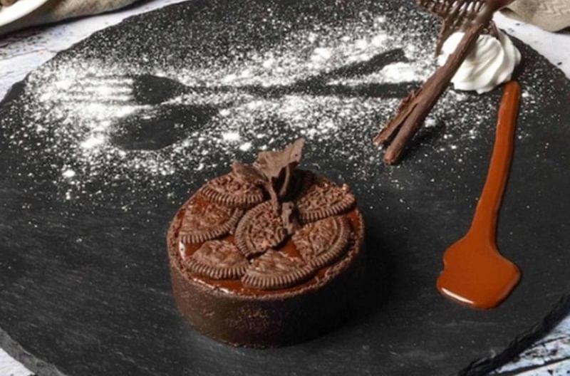 Oreo Choco Tart