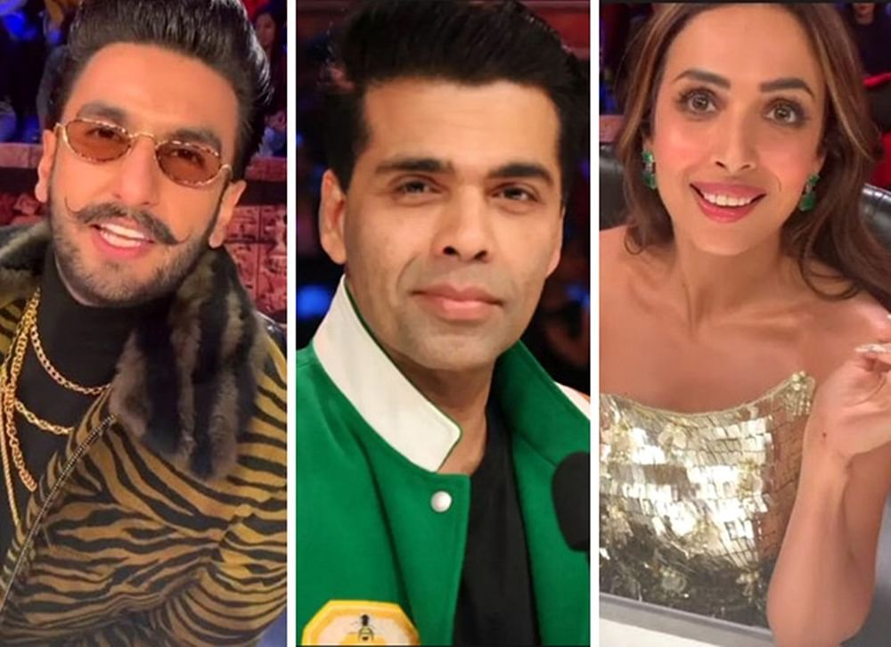While Ranveer doesn'twant to be exploitedby Karan, Malaika asks the latter if he wants to unravel her