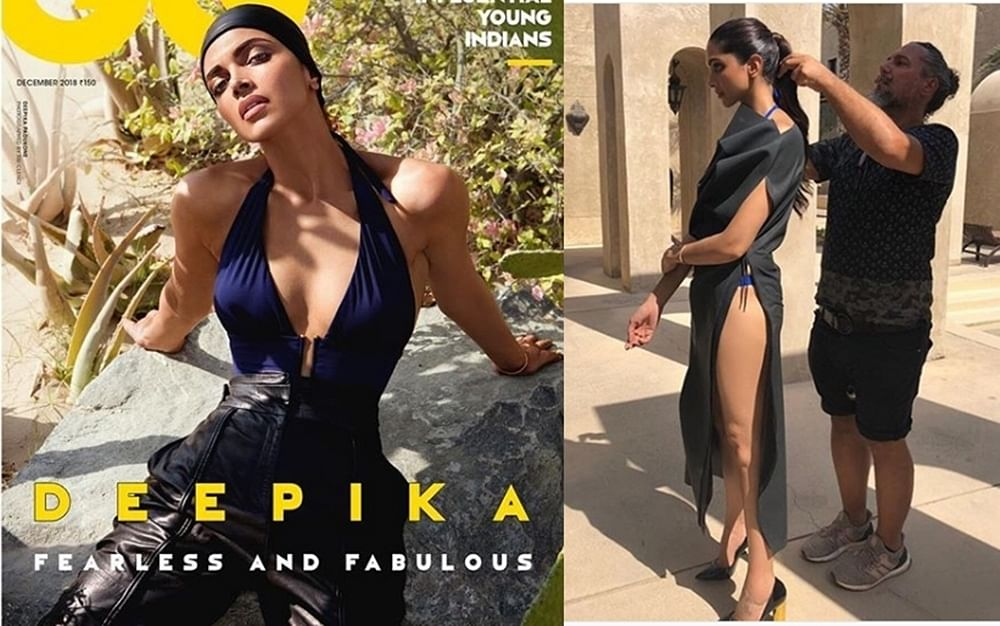 Ba-Who? Deepika Padukone will make your jaw drop in this 'fearless and fabulous' magazine cover