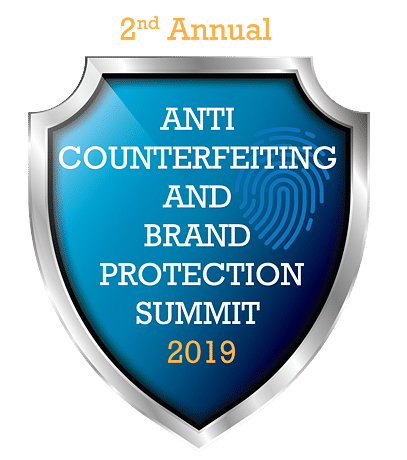 2nd Annual Anti – Counterfeiting and Brand Protection Summit 2019