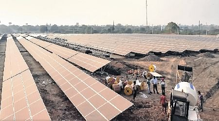 Indore: Army's biggest solar plant to start on December 15