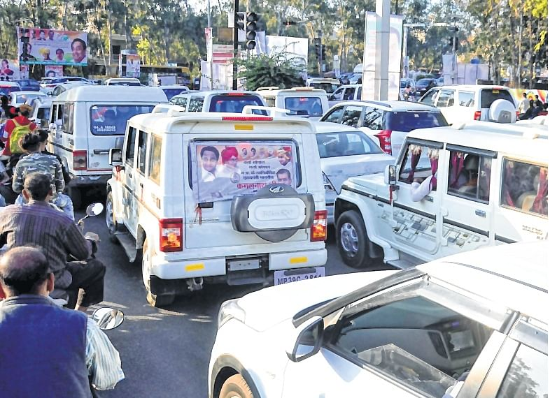 Bhopal: CM ceremony leaves commuters high and dry