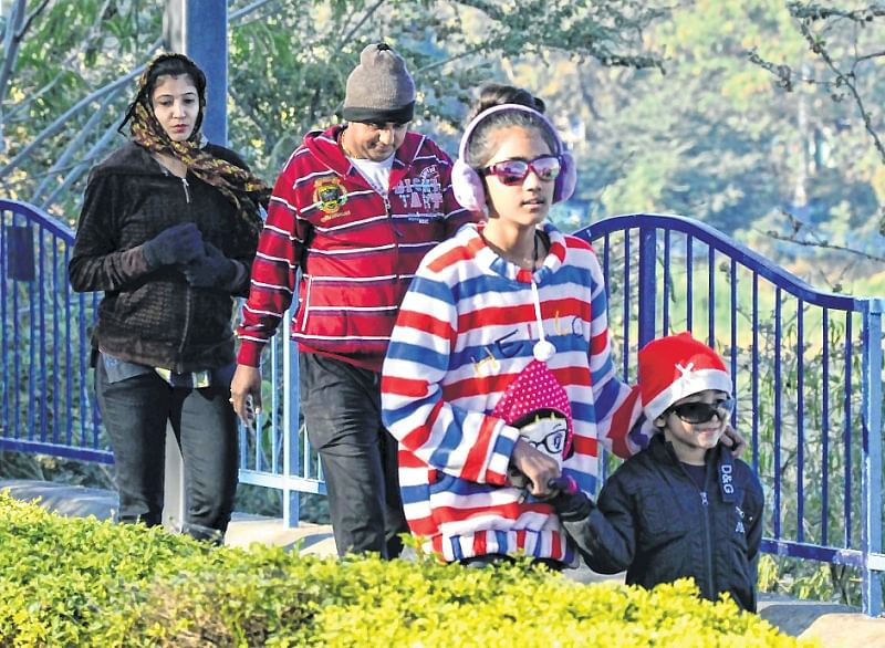 Bhopal: Cold wave hits 9 district