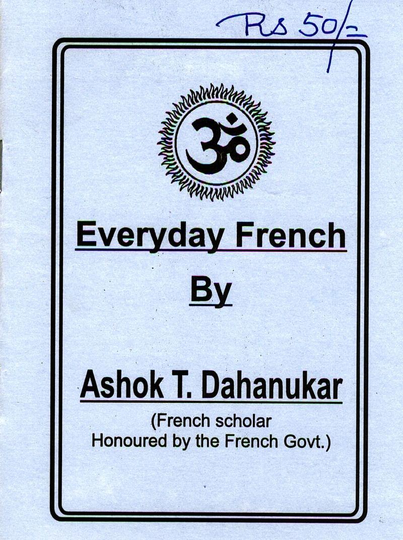 Everyday French by Ashok T Dahanukar: Review