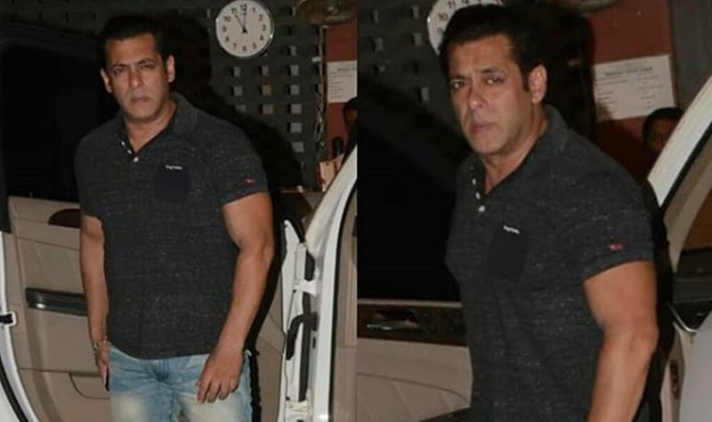 See pics! Salman Khan attends mom Salma's birthday with entire Khandaan at Arpita's residence