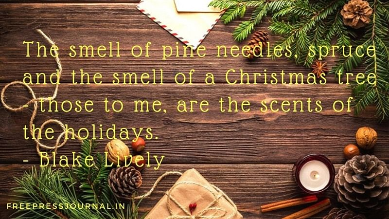 10 Christmas quotes by popular personalities to get you in the festive mood