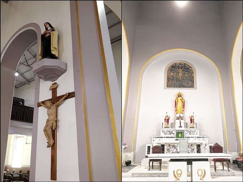 The hallowed experience of renovating the Sacred Heart Church in Mumbai