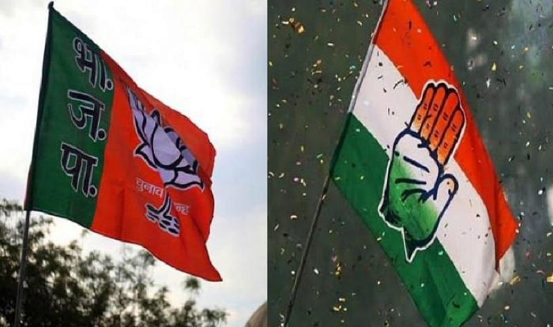 Madhya Pradesh Elections 2018: 37 BJP, 16 Congress sitting MLAs lose