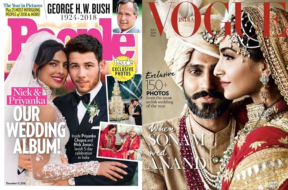 Before Priyanka-Nick, 4 celebrity couples sold their wedding pictures for millions