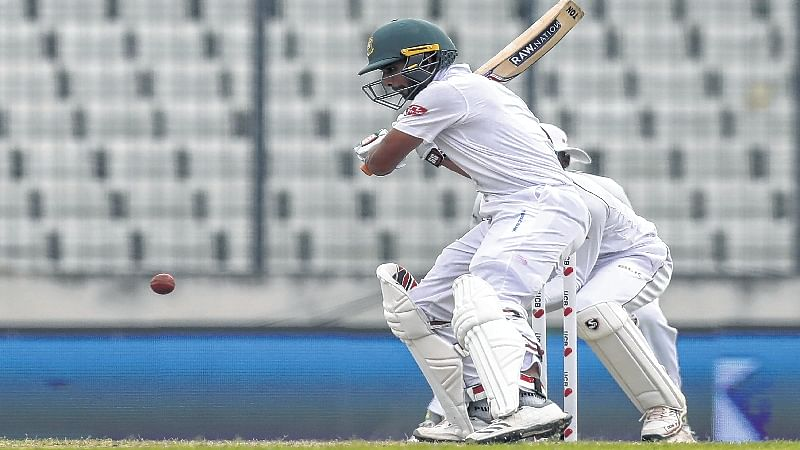 Bangladesh vs West Indies: WI stumble in spin trial after Mahmudullah ton