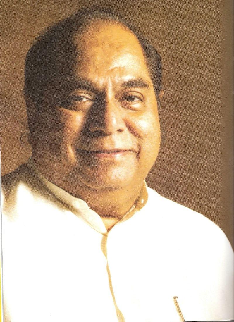 Congress veteran D Y Patil joins NCP
