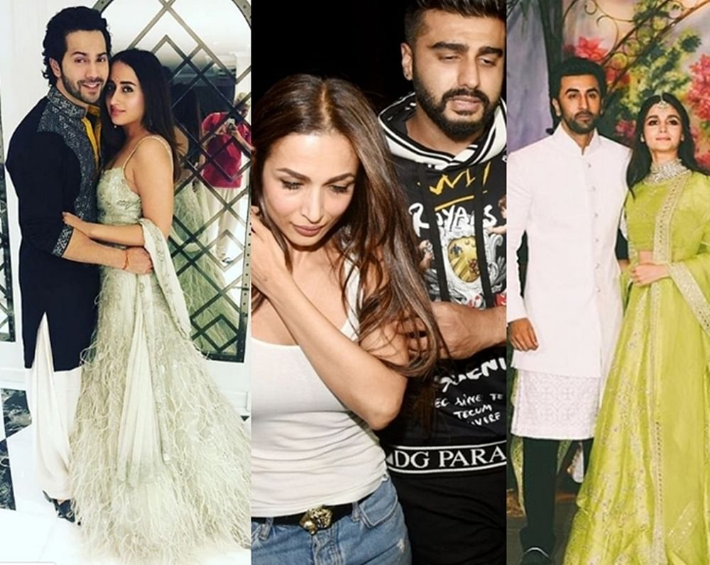 10 Bollywood couples expected to marry in 2019