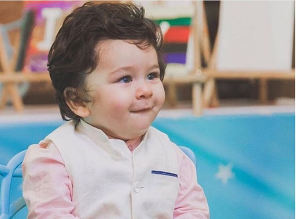 Taimur turns 2! Check out 7 'awwdorable' moments of the munchin with the paparazzi