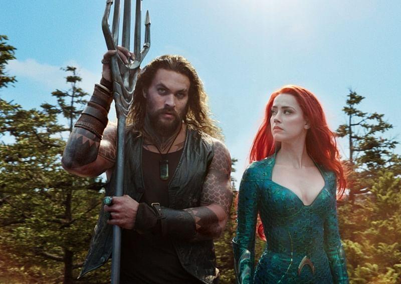 'Aquaman' crosses $1 billion worldwide