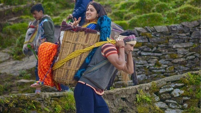 Kedarnath: Case filed against Sara Ali Khan and Sushant Singh Rajput's film Uttar Pradesh
