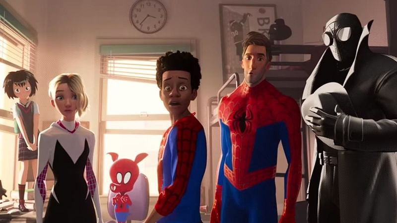 Spider-Man: Into the Spider-Verse: Review, cast, direct