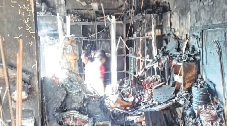 Indore: Fire breaks out in chemical factory