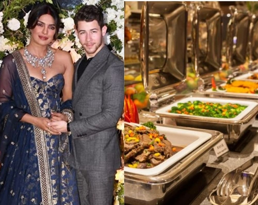 Priyanka Nick wedding reception: Check out all the mouth watering delicacies served