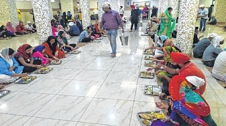 Guru Nanak Jayanti celebrations: Kirtan, akhand paath, langars mark the festivity