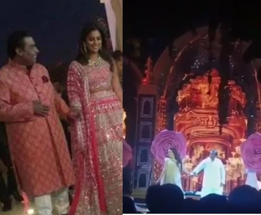 Ambani family performances steal the show at Isha Ambani-Anand Piramal's sangeet