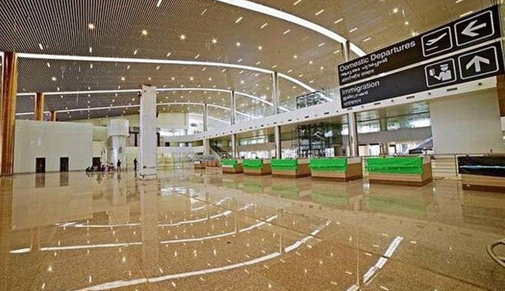 Kerala CMPinarayi Vijayan inauguratesKannur International Airport