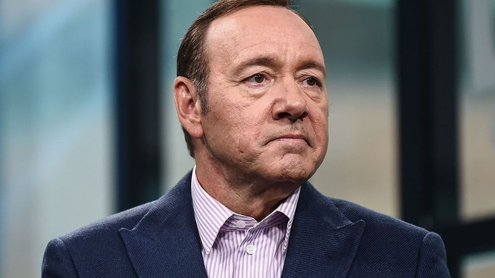 Kevin Spacey releases bizarre video amid sexual assault charge