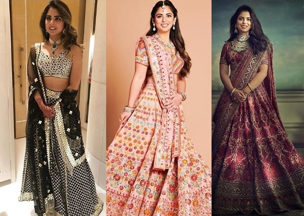 10 times Isha Ambani left us fascinated with her stunning appearances