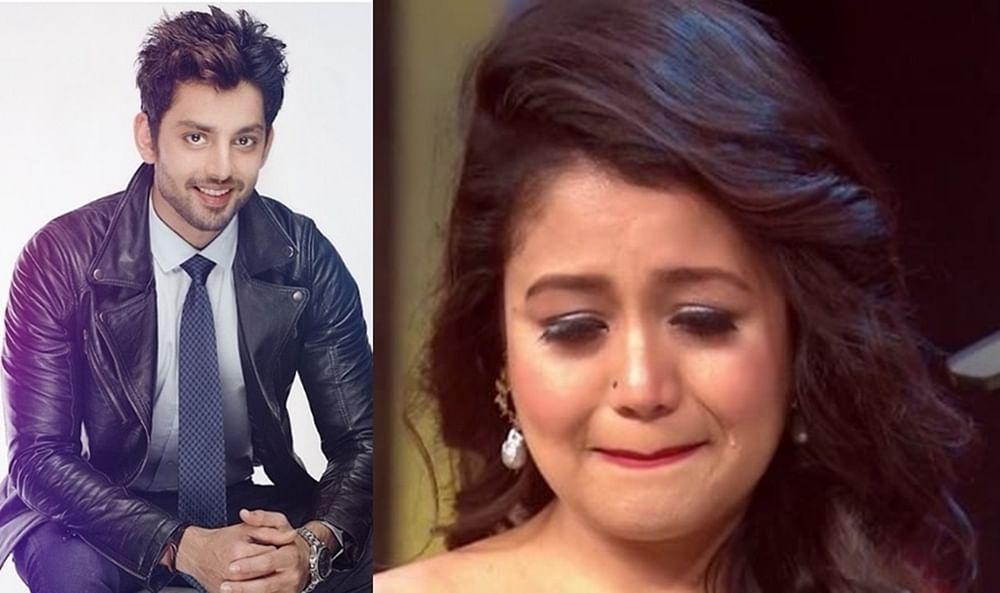 Neha Kakkar breaks down on the sets of 'Indian Idol'post break up with Himansh Kohli